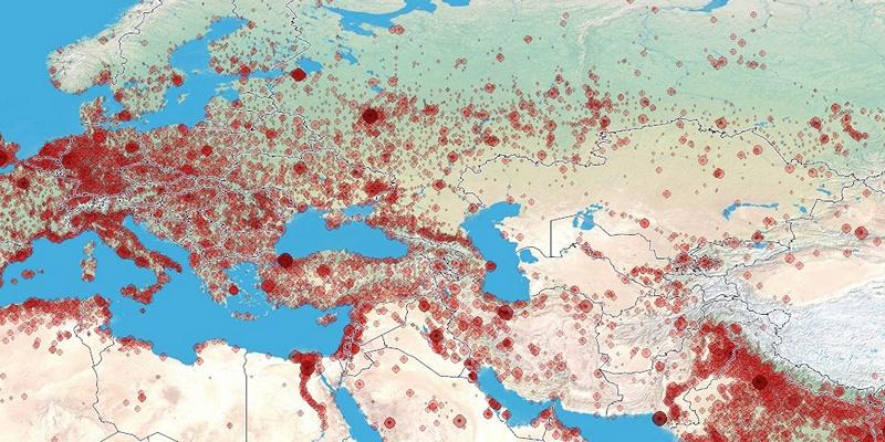 befolkningsveksten i verden